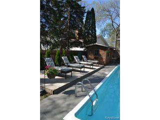 Photo 19: 19 Musgrove Street in WINNIPEG: Charleswood Residential for sale (South Winnipeg)  : MLS®# 1411763