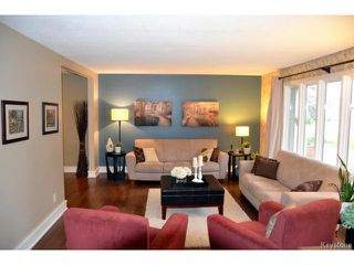 Photo 3: 19 Musgrove Street in WINNIPEG: Charleswood Residential for sale (South Winnipeg)  : MLS®# 1411763