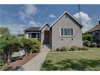Photo 1: 1140 Vista Hts in VICTORIA: Vi Hillside House for sale (Victoria)  : MLS®# 674525