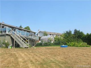 Photo 18: 1875 Rye Pl in SAANICHTON: CS Saanichton House for sale (Central Saanich)  : MLS®# 684224