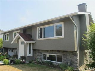 Photo 1: 1875 Rye Pl in SAANICHTON: CS Saanichton House for sale (Central Saanich)  : MLS®# 684224