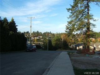 Photo 4: 945 Garthland Rd in VICTORIA: Es Gorge Vale Land for sale (Esquimalt)  : MLS®# 684436