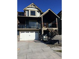 "Photo 1: 3521 GALLOWAY Avenue in Coquitlam: Burke Mountain House for sale in ""BURKE MOUNTAIN"" : MLS®# V1102457"