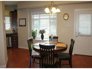 """Photo 4: 66 6852 193RD Street in Surrey: Clayton Townhouse for sale in """"Indigo"""" (Cloverdale)  : MLS®# F1431505"""