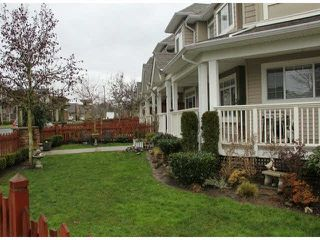 """Photo 12: 66 6852 193RD Street in Surrey: Clayton Townhouse for sale in """"Indigo"""" (Cloverdale)  : MLS®# F1431505"""