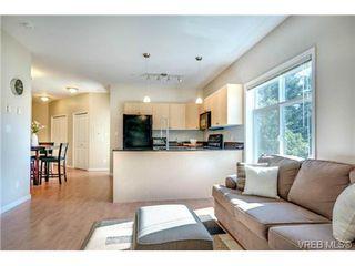 Photo 1: 301 821 Goldstream Avenue in VICTORIA: La Goldstream Condo Apartment for sale (Langford)  : MLS®# 350075