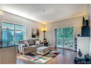 Photo 2: 301 821 Goldstream Avenue in VICTORIA: La Goldstream Condo Apartment for sale (Langford)  : MLS®# 350075