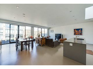 "Photo 2: 604 12 WATER Street in Vancouver: Downtown VW Condo for sale in ""WATER STREET GARAGE"" (Vancouver West)  : MLS®# V1119497"