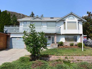 Photo 1: 1430 MT DUFFERIN DRIVE in : Dufferin/Southgate House for sale (Kamloops)  : MLS®# 129584