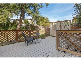 Photo 15: 1126 Loenholm Rd in VICTORIA: SW Northridge House for sale (Saanich West)  : MLS®# 712768