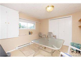 Photo 14: 1126 Loenholm Rd in VICTORIA: SW Northridge House for sale (Saanich West)  : MLS®# 712768