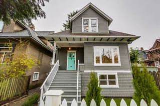 Photo 1: 4583 WINDSOR Street in Vancouver: Fraser VE House for sale (Vancouver East)  : MLS®# R2015499