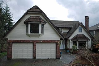 Photo 1: 7626 ARVIN Court in Burnaby: Simon Fraser Univer. House for sale (Burnaby North)  : MLS®# R2027897