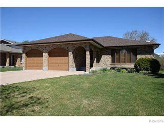 Photo 1: 47 Summerview Lane in Winnipeg: West Kildonan / Garden City Residential for sale (North West Winnipeg)  : MLS®# 1611614