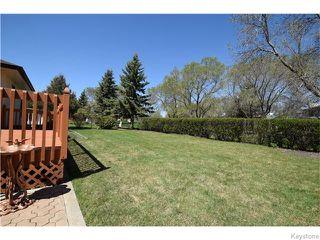 Photo 20: 47 Summerview Lane in Winnipeg: West Kildonan / Garden City Residential for sale (North West Winnipeg)  : MLS®# 1611614