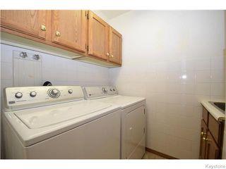 Photo 16: 47 Summerview Lane in Winnipeg: West Kildonan / Garden City Residential for sale (North West Winnipeg)  : MLS®# 1611614