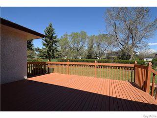Photo 17: 47 Summerview Lane in Winnipeg: West Kildonan / Garden City Residential for sale (North West Winnipeg)  : MLS®# 1611614
