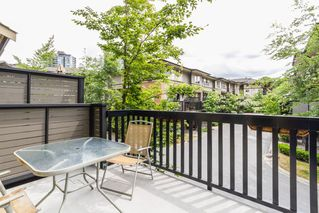 "Photo 8: 97 100 KLAHANIE Drive in Port Moody: Port Moody Centre Townhouse for sale in ""Indigo"" : MLS®# R2075221"