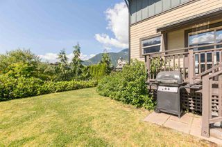 """Photo 13: 1272 STONEMOUNT Place in Squamish: Downtown SQ Townhouse for sale in """"Eaglewind - Streams"""" : MLS®# R2075437"""