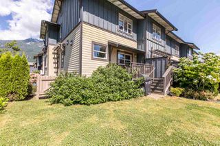 """Photo 1: 1272 STONEMOUNT Place in Squamish: Downtown SQ Townhouse for sale in """"Eaglewind - Streams"""" : MLS®# R2075437"""