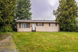 Photo 1: 32471 MCRAE Avenue in Mission: Mission BC House for sale : MLS®# R2080261