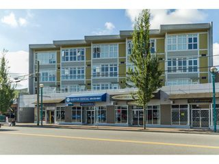 """Main Photo: 309 20238 FRASER Highway in Langley: Langley City Condo for sale in """"The Muse"""" : MLS®# R2100070"""