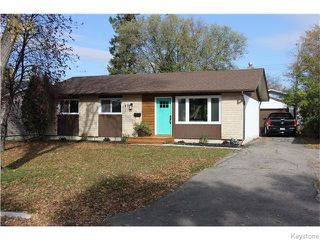 Main Photo: 153 Valley View Drive in Winnipeg: Crestview Residential for sale (5H)  : MLS®# 1629088
