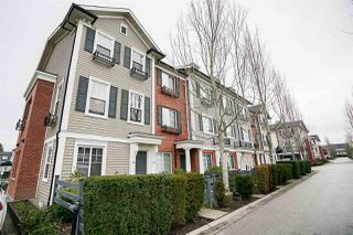 "Photo 1: 75 7233 189 Street in Surrey: Clayton Townhouse for sale in ""The Tate"" (Cloverdale)  : MLS®# R2133766"