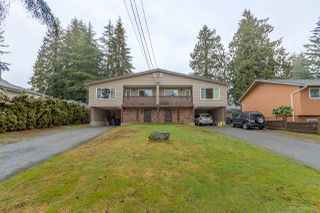 Main Photo: 447-449 MUNDY Street in Coquitlam: Central Coquitlam House Duplex for sale : MLS®# R2147177