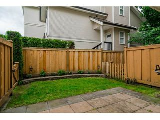 "Photo 20: 7 21535 88 Avenue in Langley: Walnut Grove Townhouse for sale in ""REDWOOD LANE"" : MLS®# R2178181"