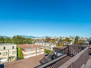 "Photo 16: 202 2025 W 2ND Avenue in Vancouver: Kitsilano Condo for sale in ""The Sea Breeze"" (Vancouver West)  : MLS®# R2212885"