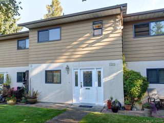 Photo 1: 3 864 Swan St in VICTORIA: SE Swan Lake Row/Townhouse for sale (Saanich East)  : MLS®# 772273