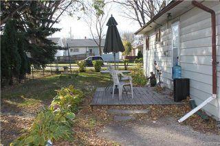 Photo 11: 117 Edward Avenue West in Winnipeg: West Transcona Residential for sale (3L)  : MLS®# 1727519