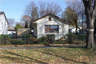 Photo 1: 117 Edward Avenue West in Winnipeg: West Transcona Residential for sale (3L)  : MLS®# 1727519