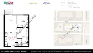Photo 20: 516 38 W 1ST AVENUE in Vancouver: False Creek Condo for sale (Vancouver West)  : MLS®# R2222667