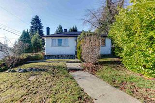 Photo 1: 926 FIRST STREET in New Westminster: GlenBrooke North House for sale : MLS®# R2226194