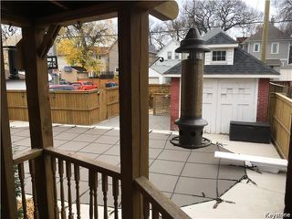 Photo 19: 151 Machray Avenue in Winnipeg: Scotia Heights Residential for sale (4D)  : MLS®# 1800391