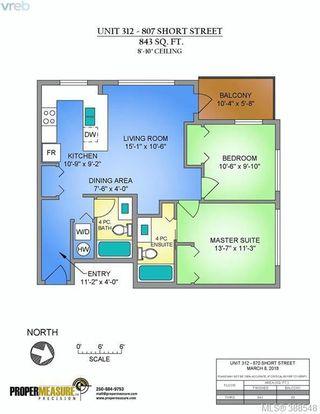 Photo 12: 312 870 Short Street in VICTORIA: SE Quadra Condo Apartment for sale (Saanich East)  : MLS®# 388548