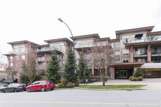 "Photo 1: 417 1633 MACKAY Avenue in North Vancouver: Pemberton NV Condo for sale in ""TOUCHSTONE"" : MLS®# R2248480"