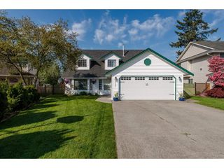 Photo 1: 2755 DEHAVILLAND Place in Abbotsford: Abbotsford West House for sale : MLS®# R2262589