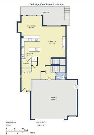 Photo 41: 36 RIDGE VIEW Place: Cochrane Detached for sale : MLS®# C4189300