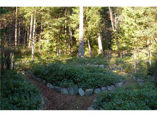Photo 5: 372 EAGLES NEST ROAD in Bowen Island: Home for sale : MLS®# V1093421