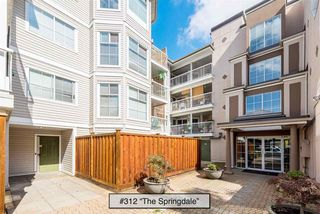"Photo 1: 312 2678 DIXON Street in Port Coquitlam: Central Pt Coquitlam Condo for sale in ""The Springdale"" : MLS®# R2307158"