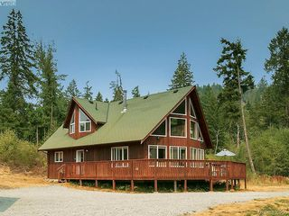 Photo 2: 684 Shawnigan Lake Rd in MALAHAT: ML Malahat Proper House for sale (Malahat & Area)  : MLS®# 798583