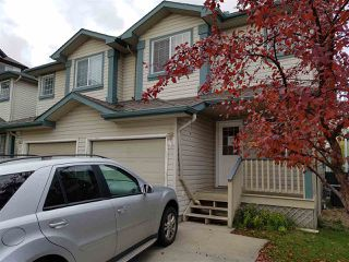 Main Photo: 74 2004 GRANTHAM Court in Edmonton: Zone 58 Townhouse for sale : MLS®# E4131738