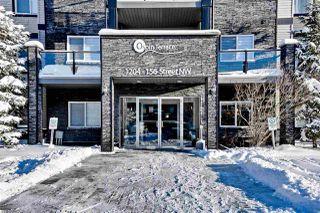 Photo 1: 209 1204 156 Street in Edmonton: Zone 14 Condo for sale : MLS®# E4137829
