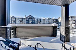 Photo 19: 209 1204 156 Street in Edmonton: Zone 14 Condo for sale : MLS®# E4137829