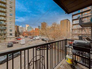 Photo 21: 302 812 15 Avenue SW in Calgary: Beltline Apartment for sale : MLS®# C4221922