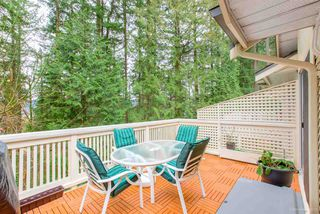 "Photo 19: 140 101 PARKSIDE Drive in Port Moody: Heritage Mountain Townhouse for sale in ""TREETOPS"" : MLS®# R2339591"