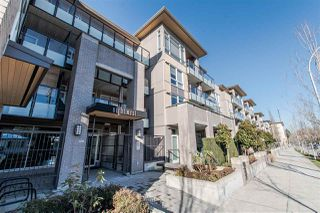 "Main Photo: 110 85 EIGHTH Avenue in New Westminster: GlenBrooke North Condo for sale in ""Eightwest"" : MLS®# R2341717"